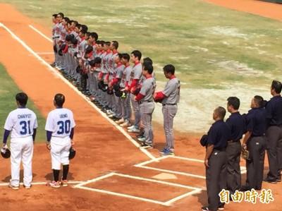 亞運棒球》寮國歷史性首戰  現場湧進大批南韓媒體
