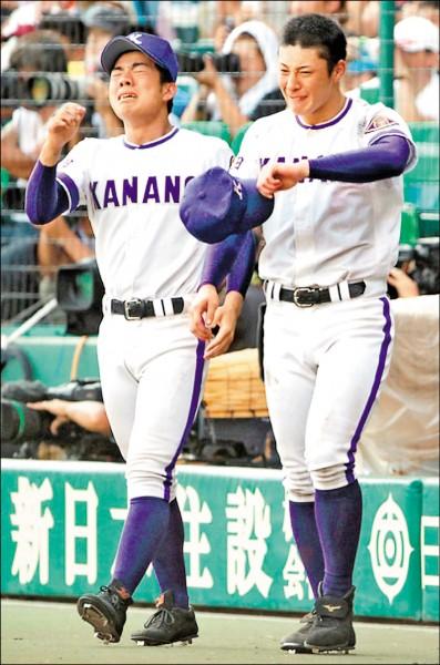 夏季甲子園》吉田6戰熱投881球 金足農感動全日本