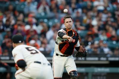 MLB》巨人戰績倒數 鐵捕波西考慮提前關機