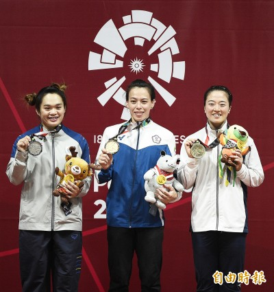 亞運》被郭婞淳擊敗 里約奧運金牌蘇坎雅宣告東京奧運討回來!