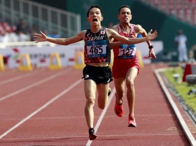 亞運》為東京奧運酷暑備戰 日本奪回睽違32年馬拉松金牌