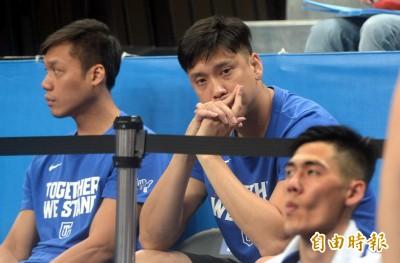 籃球》田壘將回台灣打球?貼文透露陷入兩難...