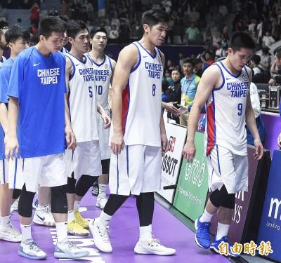 亞運籃球》劉錚轟全場最高24分 台灣仍不敵中國