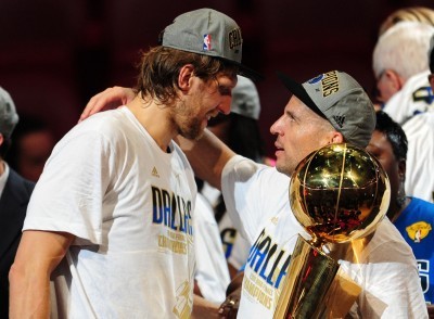NBA》到底誰帶獨行俠奪冠?奇德入選名人堂搞笑嗆諾佬