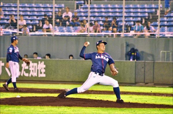 U18亞青》棒打吉田輝星 曾傳昇上了日本報