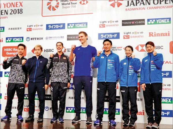 日本羽球公開賽今開打 東奧場館搶「鮮」用