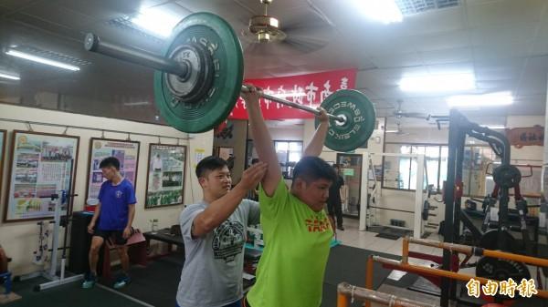 2018全國總統盃舉重錦標賽在台南 郭婞淳將辦簽名會