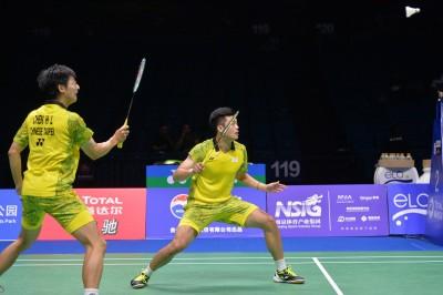 日本公開賽》力克丹麥第八種子 陳宏麟/王齊麟唯一台將晉八