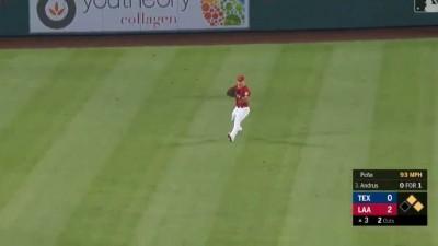 MLB》楚奧特上演神級助殺 生涯首座金手套在望(影音)