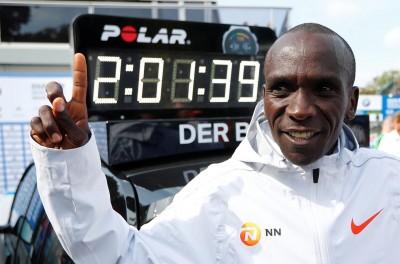 馬拉松》里奧金牌挑戰柏林馬 基普喬格改寫世界紀錄