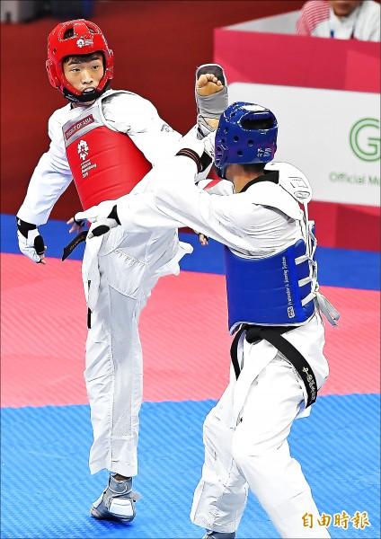 世界跆拳道大獎賽 今桃園開戰