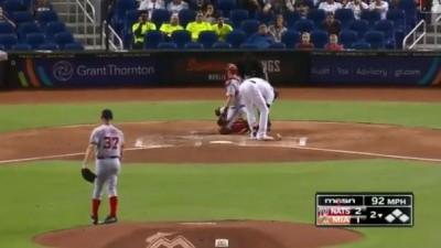 MLB》太神奇!他連續兩週投一顆觸身球命中3人 (影音)
