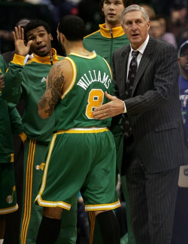NBA》 心結解開了!威廉斯與史隆道歉 兩人握手言和