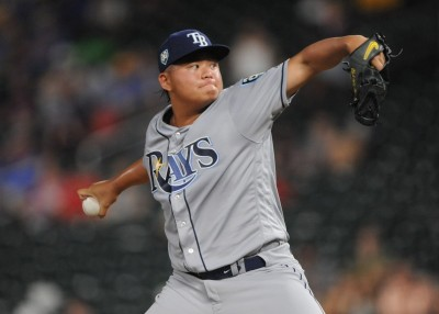 MLB》胡智為重返大聯盟! 明起藍鳥系列戰有望登板