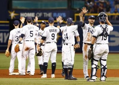 MLB》戰績與美中冠軍相近 光芒卻瀕臨淘汰邊緣