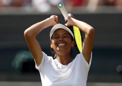 網球》找到了!轉機出現掉拍烏龍 謝淑薇球拍終於失而復得