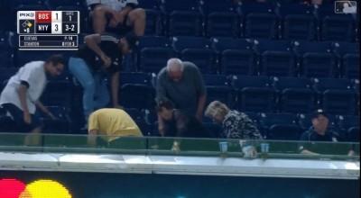 MLB》界外球離奇失蹤 球迷:洋基怪力男打到另一個宇宙...(影音)