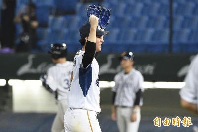 中職》「教練相信我! 」 蘇俊羽奪生涯首次完投完封勝(影音)