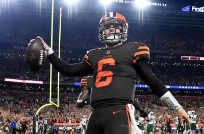 NFL》630天不知贏球滋味 布朗隊奪勝終結黑暗時光