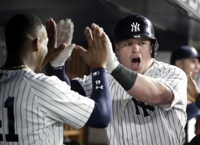 MLB》維特又開轟  洋基12人雙位數全壘打創史上第一(影音)
