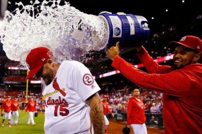 MLB》回歸舊將亞當斯 關鍵代打安助紅雀奪勝