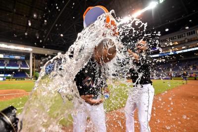 MLB》老菜鳥蓋勒威小聯盟拚10季 今天當勝利英雄