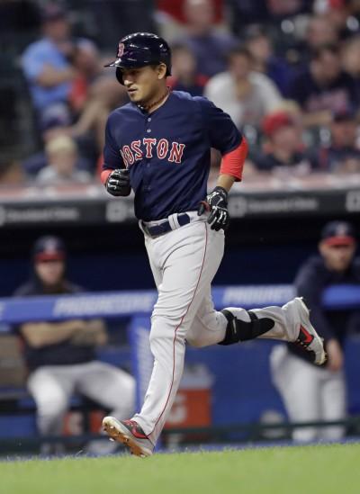 MLB》林子偉敲生涯首轟 助紅襪追平隊史最多105勝