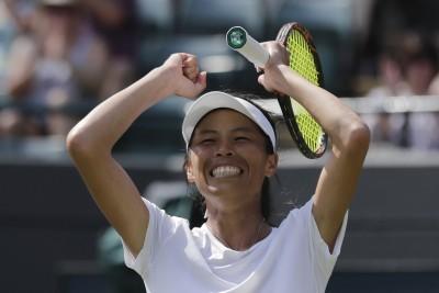 網球》謝淑薇帶妹妹逆轉瑞德種子 首爾女雙辛苦連勝晉決賽