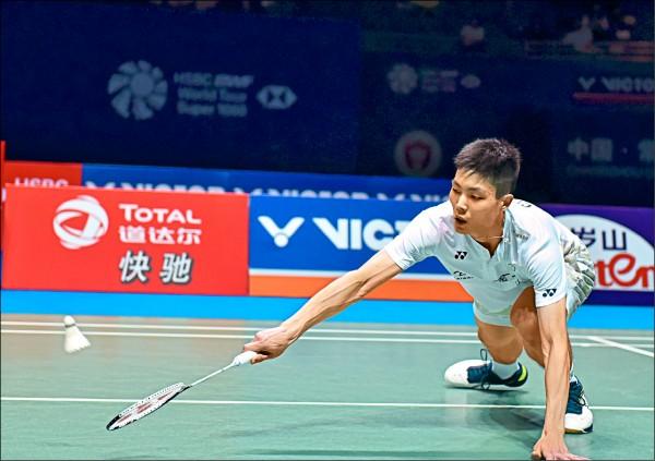 中國羽球公開賽》小天可望升世界第4 平個人最佳