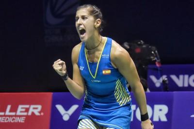 中國公開賽》前球后瑪琳連三站奪冠 陳雨菲坦言對方速度快