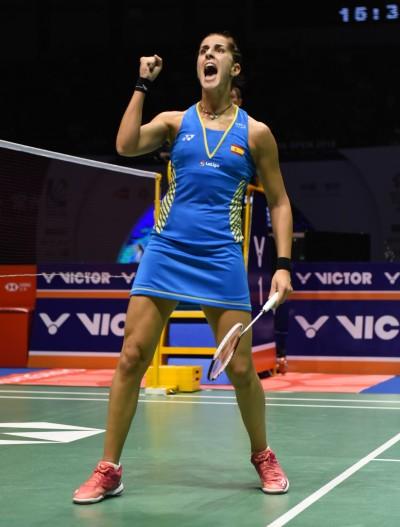 中國公開賽》女王回來了 瑪琳15連勝、三連冠到手