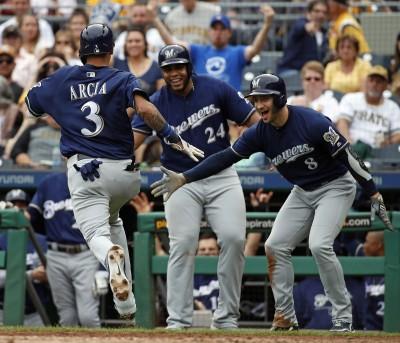MLB》1次暴投跑回3分 釀酒人晉級季後賽倒數M4(影音)