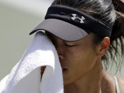 網球》移動日仍要出賽 謝淑薇武漢女網賽首輪止步