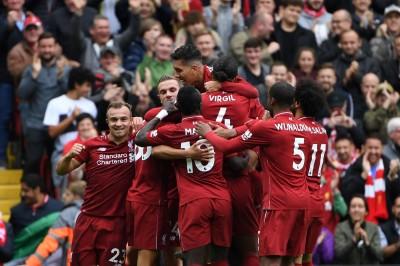 足球》贏球贏不停!利物浦開季七連勝創隊史紀錄