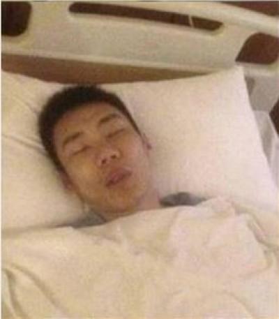 羽球》李宗偉罹癌消瘦但復原順利  教練讚:他是個戰士!