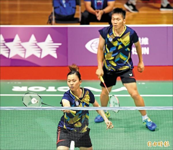 南韓羽球公開賽》混雙兩路挺進 男女單今開打