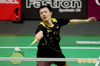 南韓公開賽》一掃背傷陰霾 王子維直落二擊敗泰國好手晉次輪