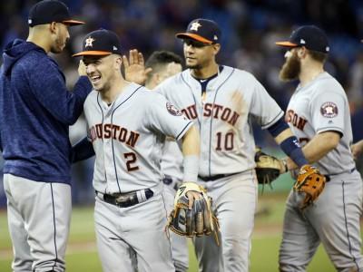 MLB》連兩年奪單季百勝 太空人順利在美聯西區封王