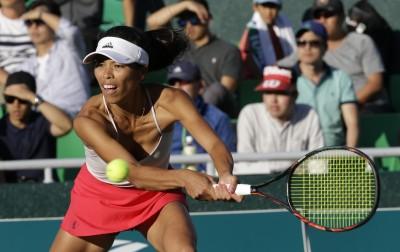 武漢女網賽》謝淑薇搶10逆轉不成 止步女雙次輪