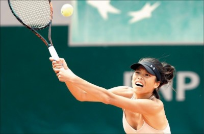 網球》暌違5年重返中網正賽  謝淑薇單打遭直落二出局