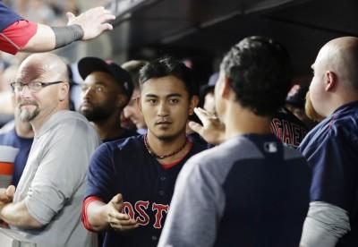 MLB》建議紅襪季後賽帶林子偉 美作家點出守備價值