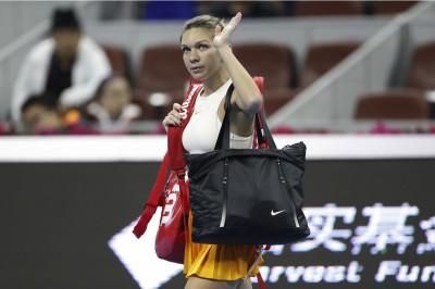 網球》連續3站一戰出局!女網球后哈勒普背傷休兵
