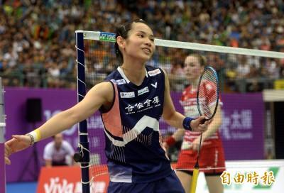 羽球》回顧被中國女將破解 戴資穎教練不認同