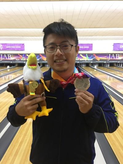 亞帕運》保齡球、柔道傳佳績!台灣隊再添兩面獎牌