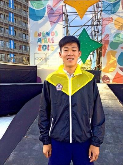 青奧》男雙首輪止步 曾俊欣男單戰中國選手盼完美發揮
