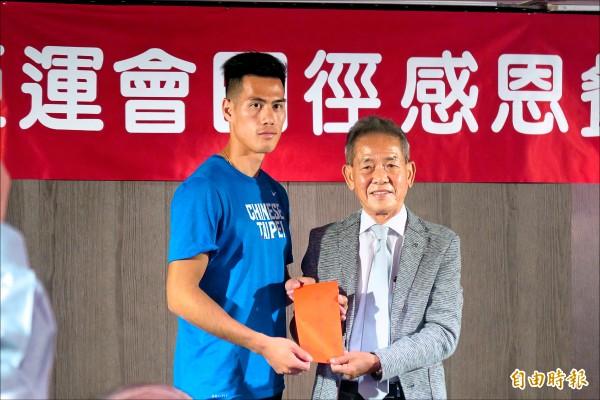 全國田徑賽 鄭兆村參戰、楊俊瀚缺席
