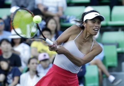 網球》拍落世界排名第15好手 謝淑薇天津女網闖4強