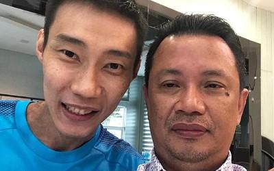 羽球》返回馬來西亞休養 李宗偉罹癌康復後首度露面