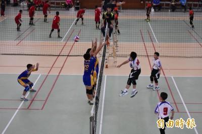 照華宗盃全國排球賽 台南學甲開打