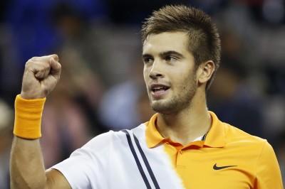 網球》直落二擊敗費爸 克國小將生涯首闖大師賽決賽
